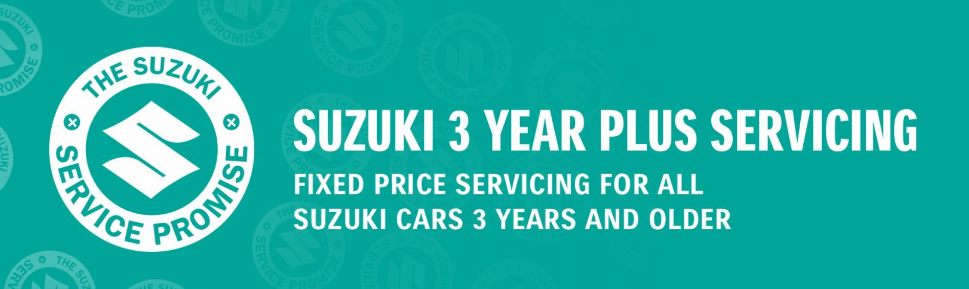 Suzuki 3 Year Plus Servicing
