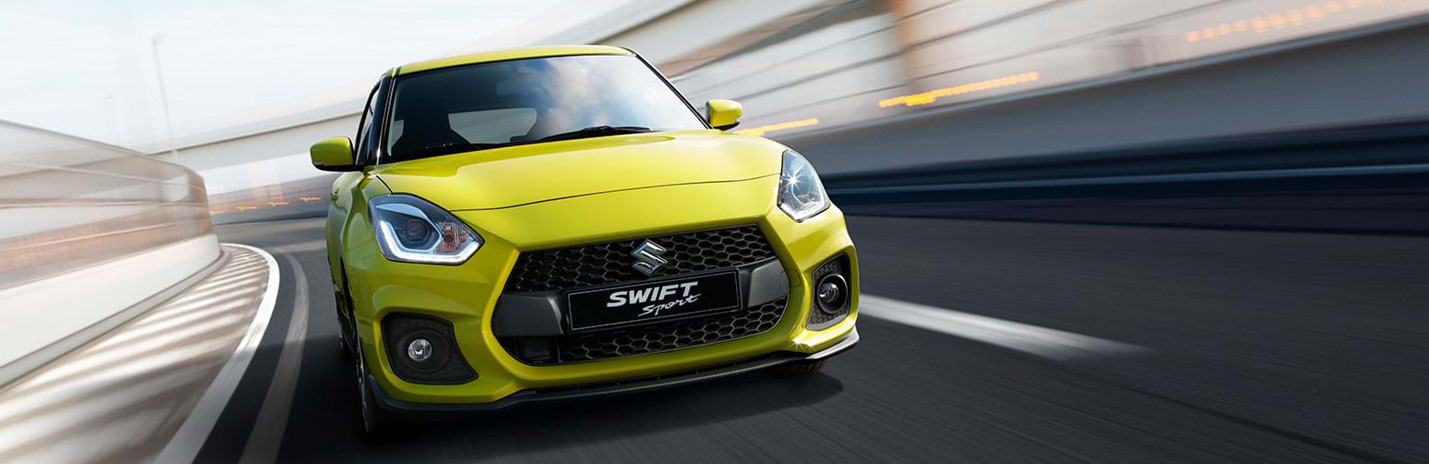 suzuki swift-sport Banner